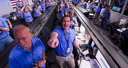 What everyone is saying about NASA's Mars rover landing (+video)