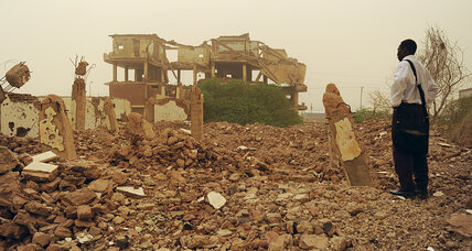 Sudanese factory destroyed by US now a shrine