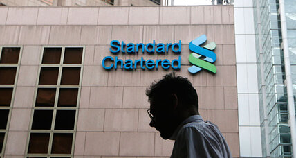 Standard Chartered: how Iran dealings could cost bank a N.Y. license, or worse