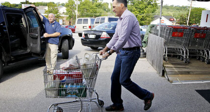 Romney ad accuses Obama of quashing welfare reform, Dems target Romney business record