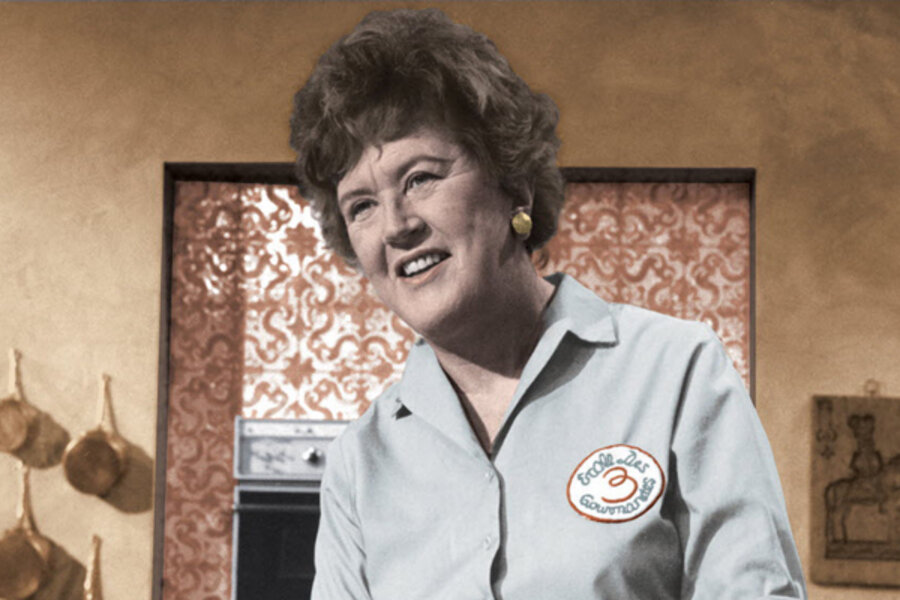 What Was The Name Of Julia Childs First Cookbook