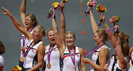 Tax-exempt Olympic medals? That's silly.