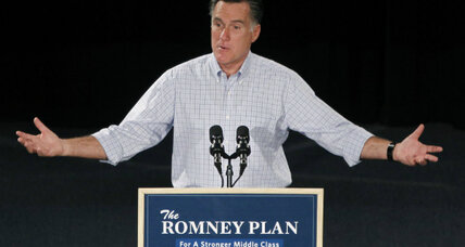 Romney repeats charge Obama is 'gutting' welfare reform. Is that a distortion? (+video)
