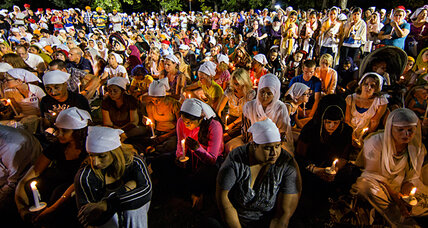 In Oak Creek, Wis., hearts open to Sikhs after temple shooting