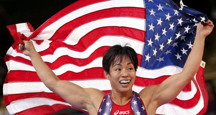 London Olympics 2012: US women wrestlers answer the doubters