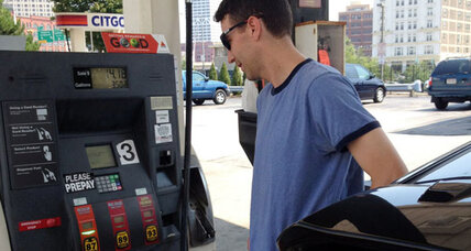 Why gas prices climbed 13 cents in a week, and look set to keep going