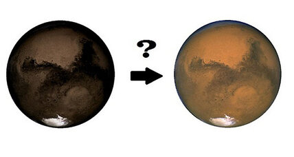 Why is Mars red anyway? (+video)