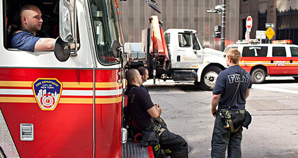 Fire at 1 World Trade Center: maybe yes, maybe no. Confused?