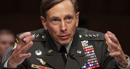 Would David Petraeus say yes to Mitt Romney? Why that's a long shot.