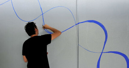 Back to school: Fresh paint may improve school's overall quality