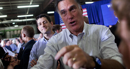 Could Rep. Paul Ryan put Wisconsin in play for Mitt Romney?