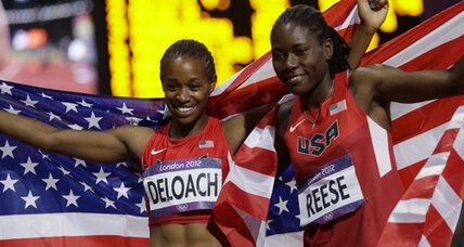 Olympic medal count: US back on top