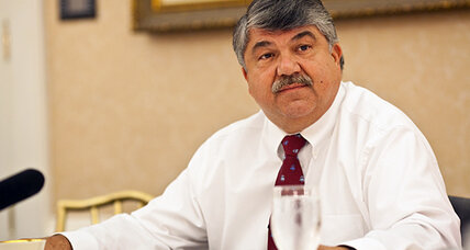 AFL-CIO chief's message to Obama: 'jobs, jobs, and more jobs'