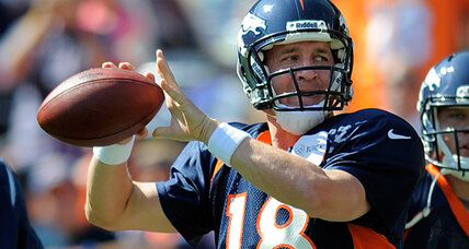 Peyton Manning: Denver hopes he's 'comfortable' as NFL preseason kicks off
