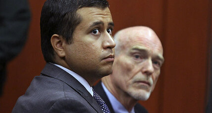 Does Zimmerman have a 'strong claim for self-defense?'