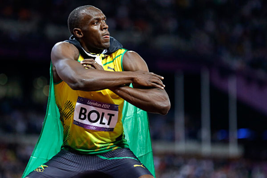 London 2012 Olympics: Why Usain Bolt is bigger than ...