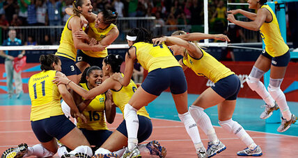 Brazilian boos at women's volleyball final: Gold won but Olympic spirit lost?