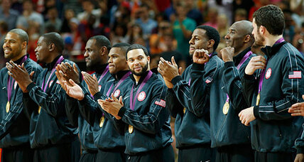 Olympic medal count: USA sets historic gold medal mark