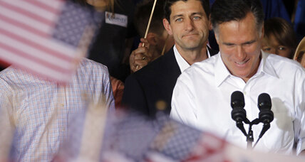 Romney falling behind in polls. Will Paul Ryan help?