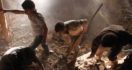Iran's twin quakes kill hundreds, flatten mud-brick villages