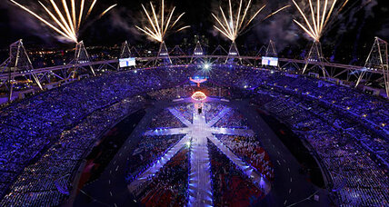 London 2012 closing ceremony ends a 'happy and glorious' Olympics