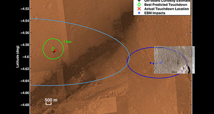 NASA's $2.5 billion Mars rover just taking it easy for now