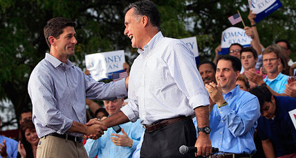 With Paul Ryan, Romney brings Wisconsin into play. But it's no sure bet. (+video)