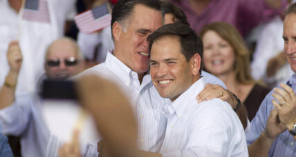 Has Mitt Romney given up on the Latino vote?