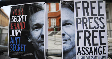 Ecuador to decide about Assange asylum this week
