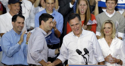 What 'the Ryan choice' means for Romney's evolving platform