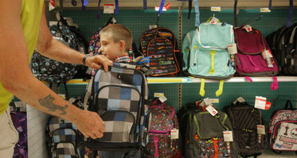 Back-to-school stats: How much do Americans spend shopping?