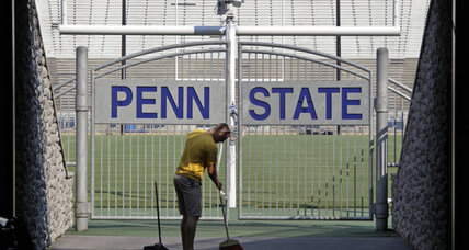 After Jerry Sandusky scandal, Penn State receives accreditation warning