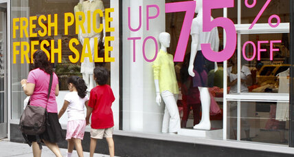 Is American spending bouncing back? Retail business up in July