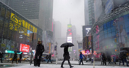 Snow in August? It's steamy now, but forecasters see a big winter coming.