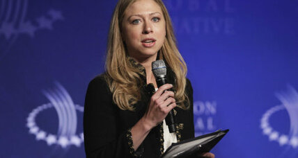 Chelsea Clinton considering politics: A look back on all the presidents' kin