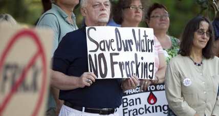Pa. drilling town agrees to settlement in fracking federal lawsuit