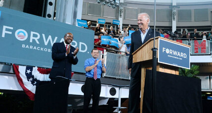 Did Joe Biden 'chains' remark go too far? (+video)