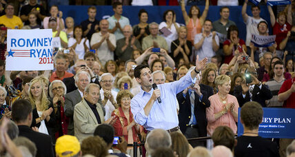 Is Ryan the 'Coke Zero' of the Romney campaign? (+video)