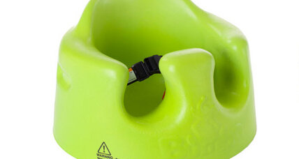 Bumbo Baby Seats recall is a bummer: Mom mourns loss of cool idea