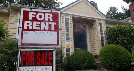 If you're planning on moving in the next five years, rent