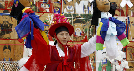 Amid pressures of daily life, more Koreans revive interest in shamanism