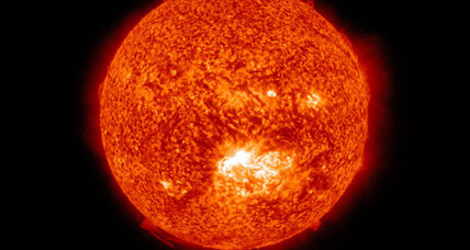 Primary violent space weather concern for next decade: the sun