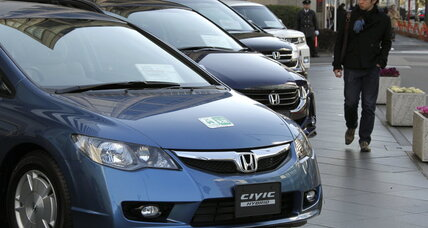 Chinese city offers hybrid subsidy to boost sales