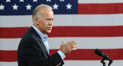 Is Joe Biden dragging Obama down?