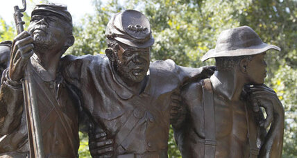 An angst-filled Civil War anniversary in Mississippi