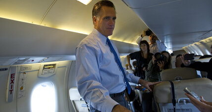 Will Romney's veep choice help focus the rhetoric on 'big issues?'