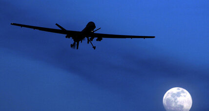 10 suspected militants killed by US drones in Pakistan