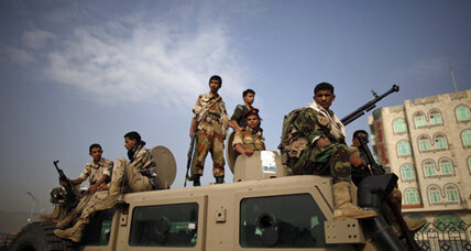 Yemeni militants hit back, leaving more than 20 dead