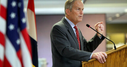 Did Todd Akin just cost GOP a US Senate takeover?