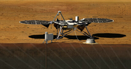 NASA to launch new mission to Mars to probe below the crust (+video)